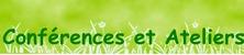 FBS conférences et ateliers